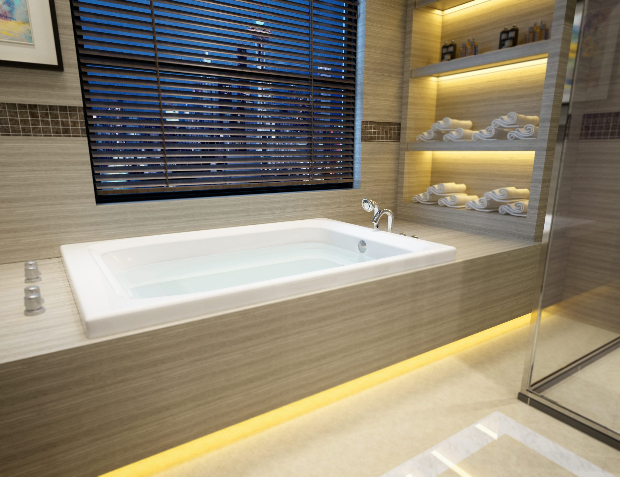 42×60 Rectangular Bathtub ...