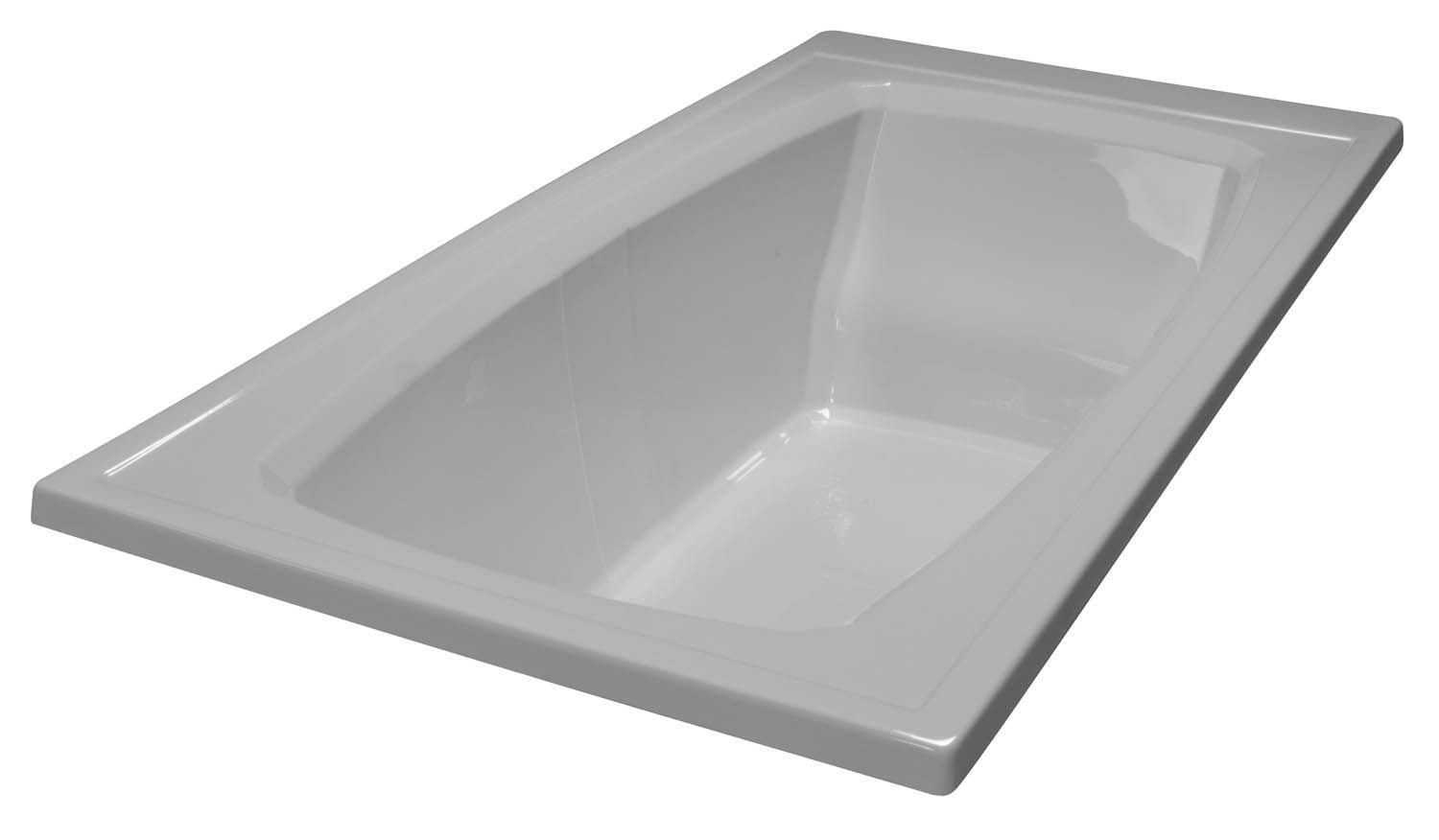 36×72 Rectangular Bathtub BR 21