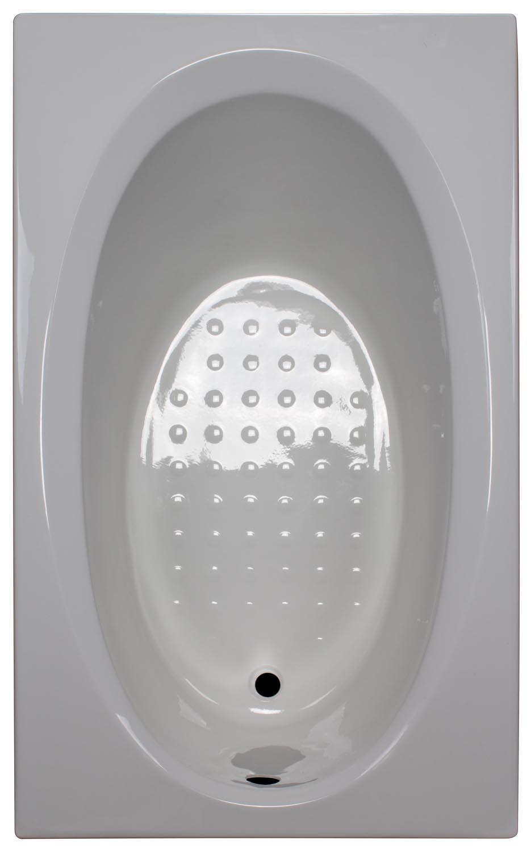 36x60 Oval Bathtub BR-24 - BathTubs.com