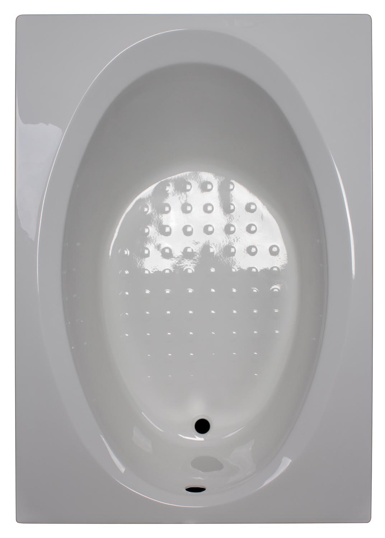42x60 Oval Bathtub BR-33 - BathTubs.com