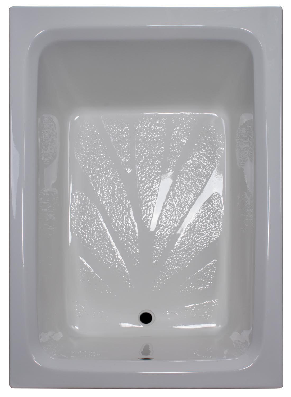 20x20 Rectangular Bathtub BR 20   BathTubs.com