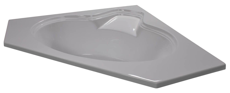 60x60 Corner Bathtub BR-41 - BathTubs.com