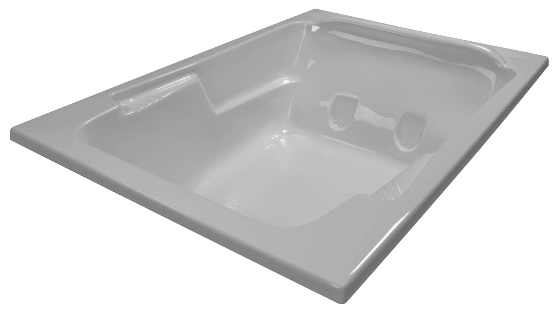 48×72 Armrest Bathtub BRA 52
