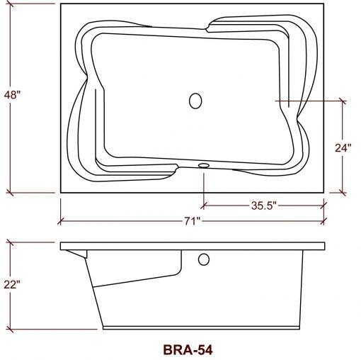 BRA-54