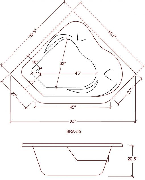 BRA-55