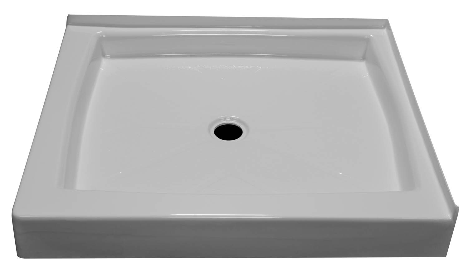 Attrayant 42×36 Double Threshold Shower Pan SP 4236DL
