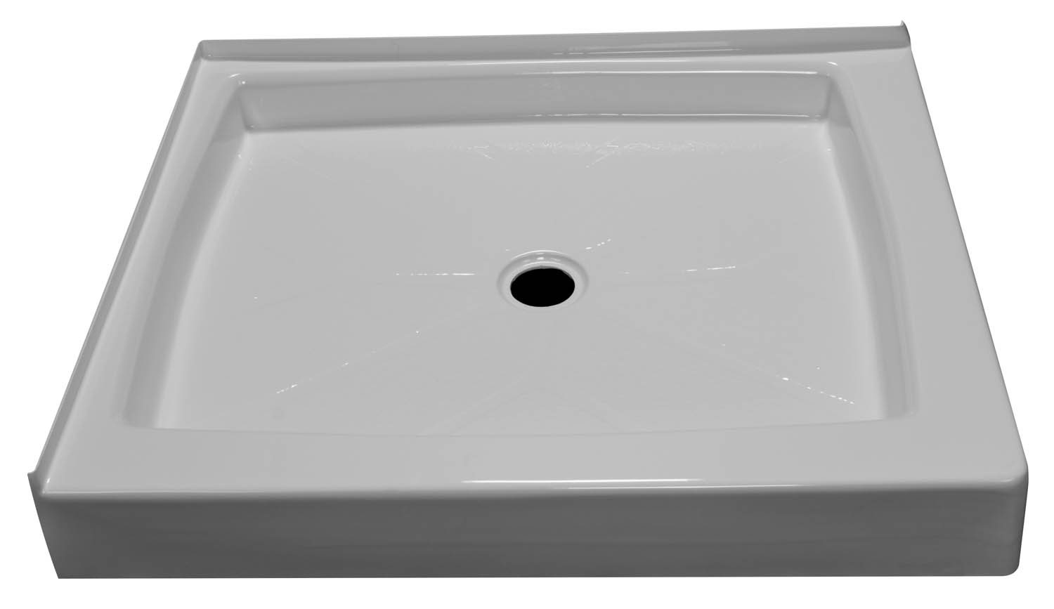 Charmant 42×36 Double Threshold Shower Pan SP 4236DR