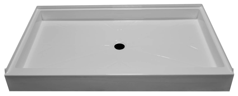 60×42 Single Threshold Shower Pan SP 6042C